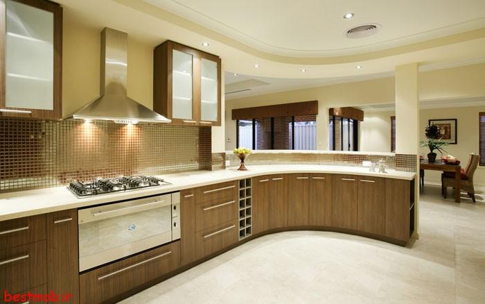 طراحی و ساخت کابینت آشپزخانه