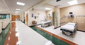 پاورپوینت بررسی اصول طراحی فضای داخلی بیمارستان